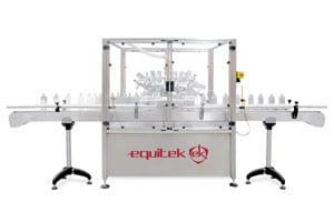 EER - Maquina de enjuagado de envases
