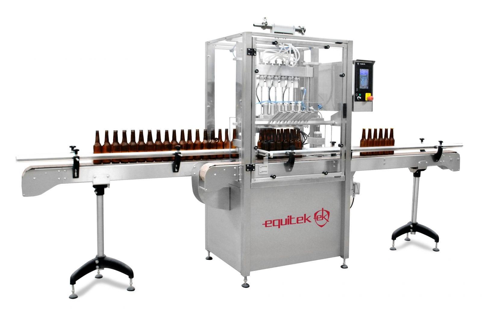 DCI- Maquina dosificadora de Cerveza- Equitek