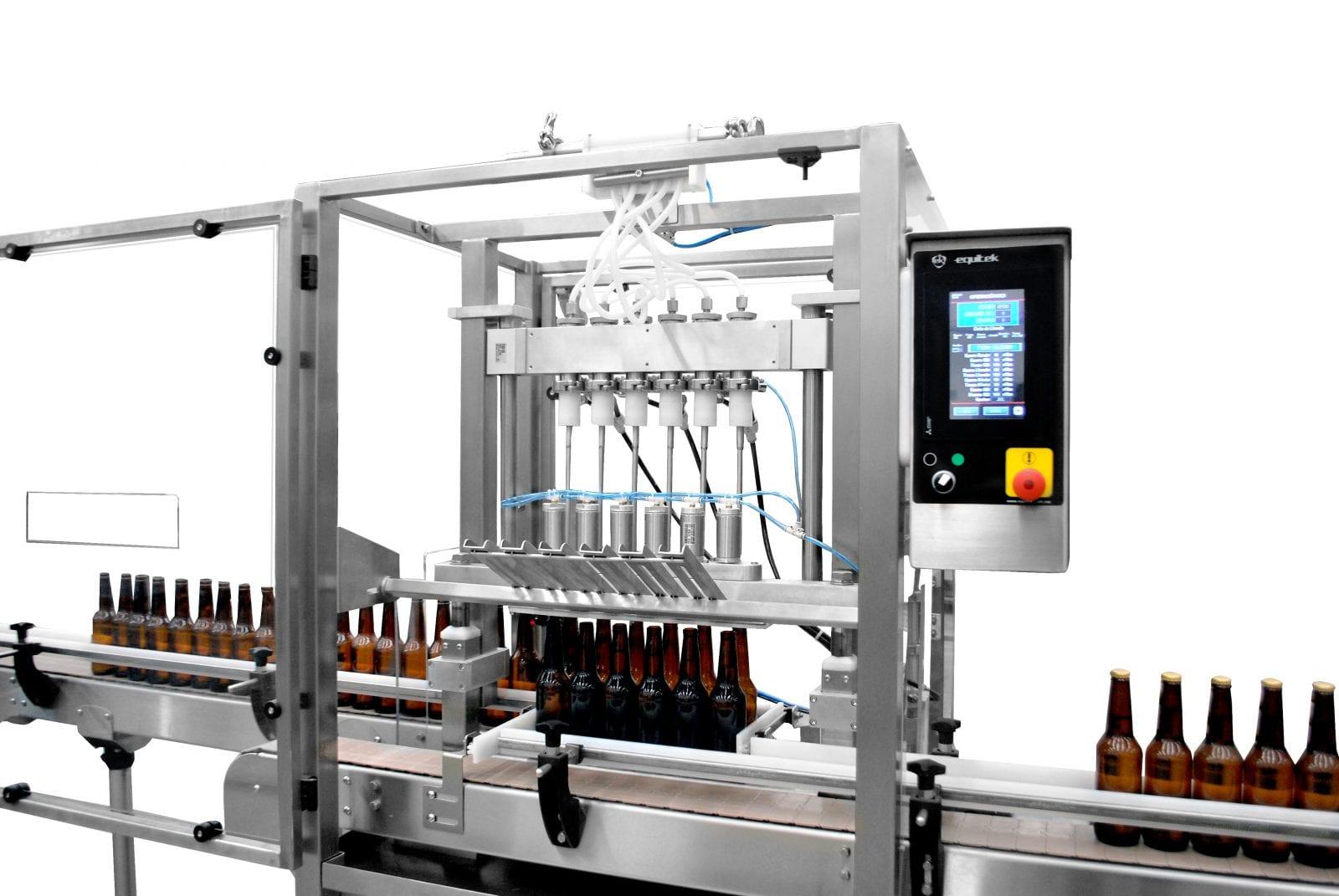 DCI- envasadora de cerveza fabricantes - Equitek