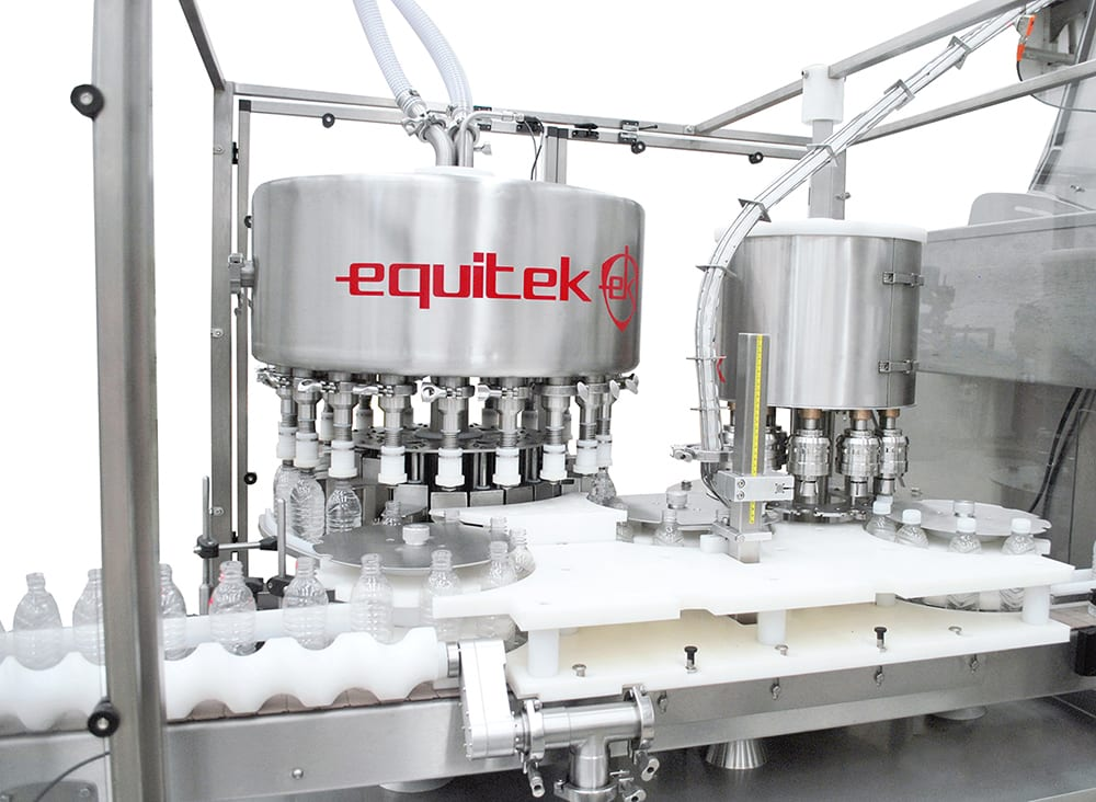 DNR - maquinas llenadoras - Equitek