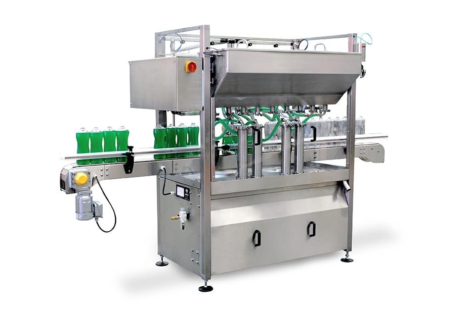 DVL- Envasadora Automática Maquinas - Equitek