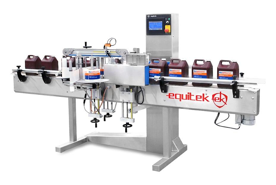 ESZ-2-(3) Equipo de Etiquetado para Envases